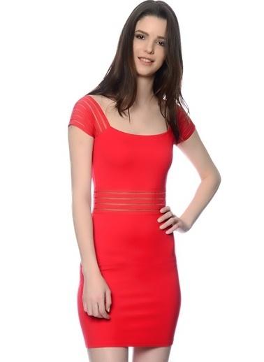 Wyldr Elbise Kırmızı
